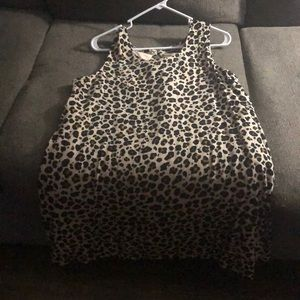 Daytrip Leopard Print Dress